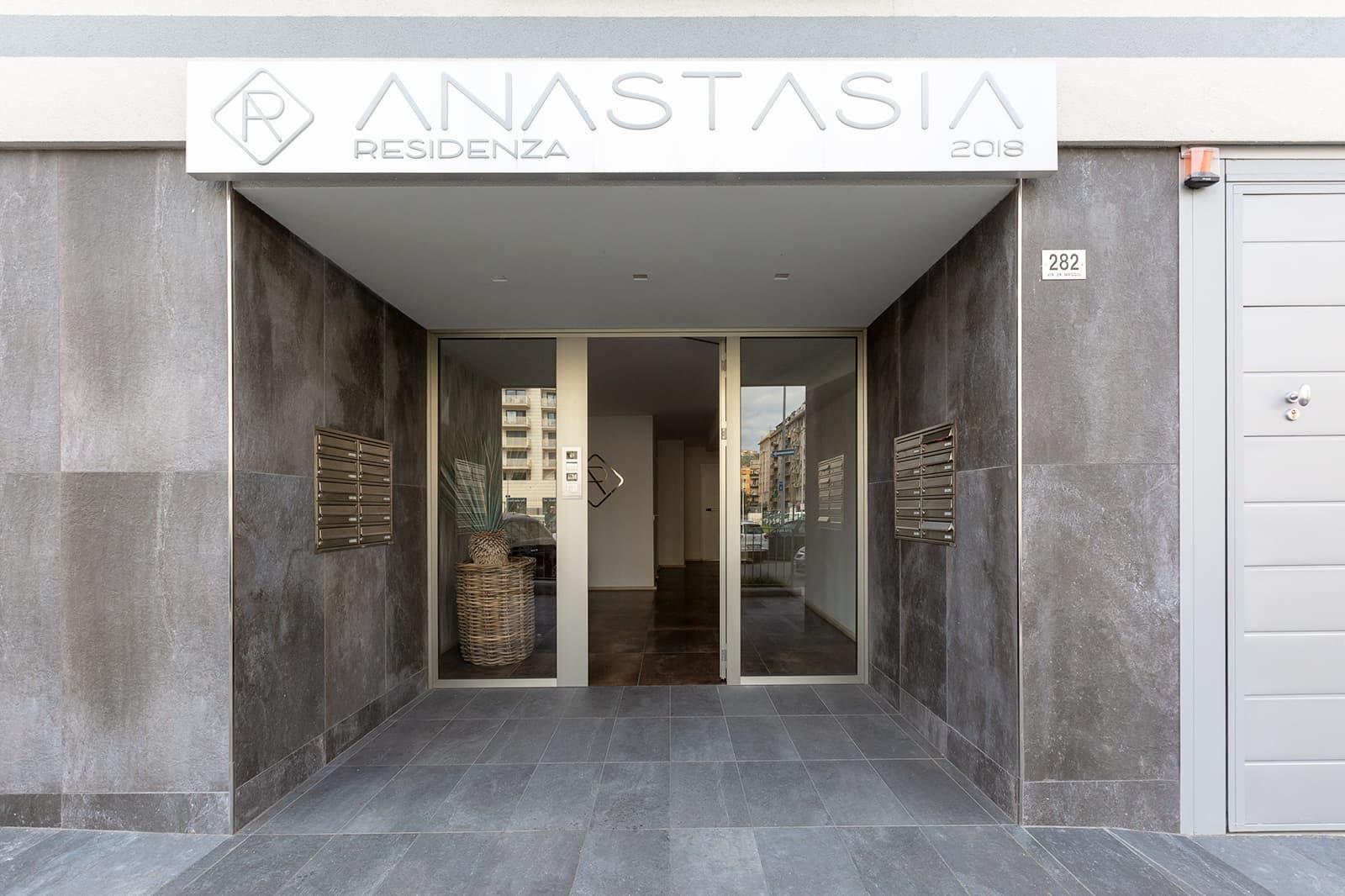 Anastasia ingresso